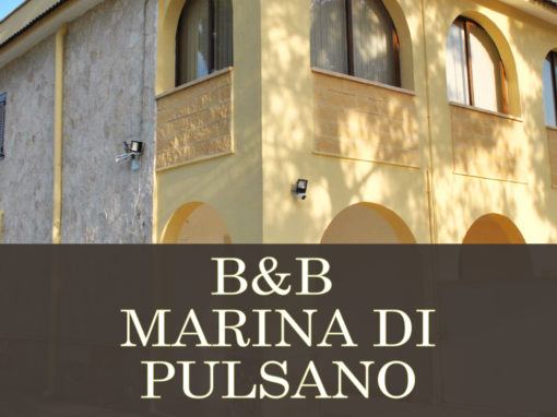 Offerta bed and breakfast Marina di Pulsano